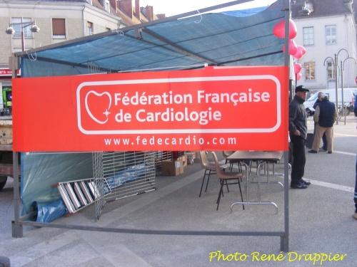Le Parcours du cœur du Premier avril 2012...