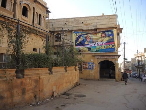 Inde 2014- Jour 5- La ville de Jaisalmer.