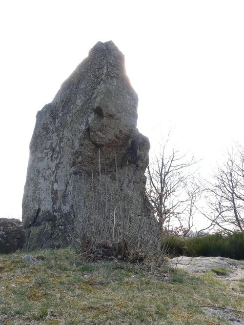 Menhir du Flat