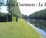 Chateau de Courances : le parc