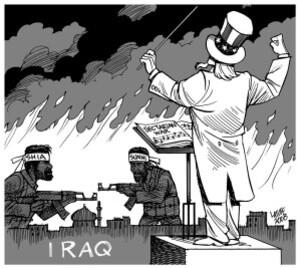 Irak - Chiites et sunnites