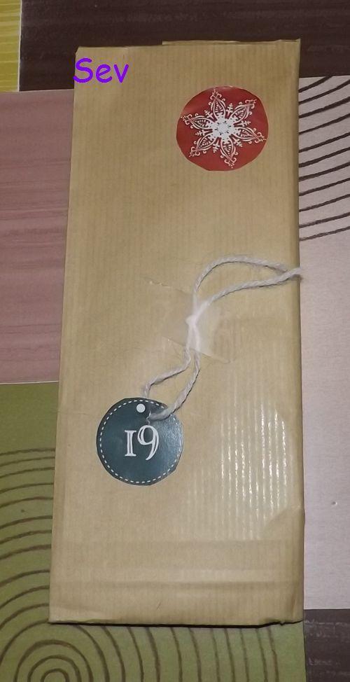 Calendrier de l'Avent-J19