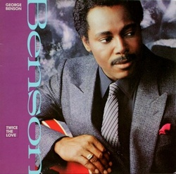 George Benson - Twice The Love - Complete LP