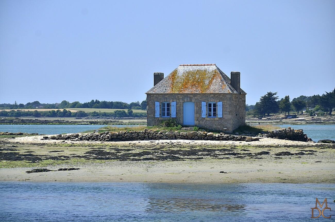 La petite maison de Saint Cado...