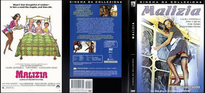 Коварство / Malizia / Malice. 1973. DVD.