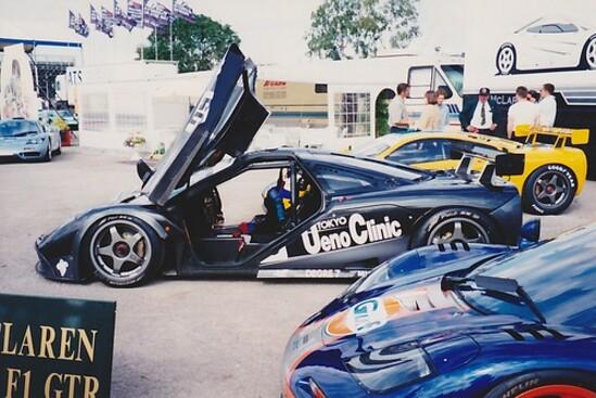 24 Heures du Mans 1995
