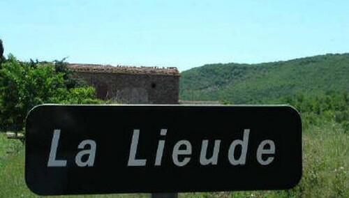 La vallée du Salagou Hérault