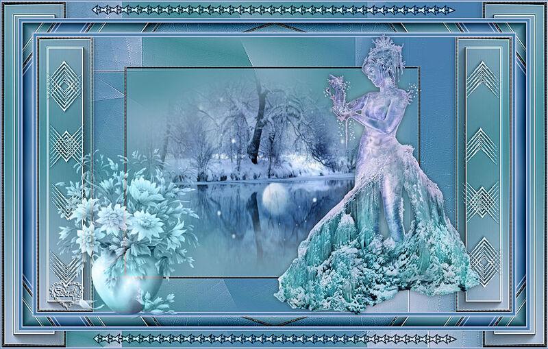 Reine des Neiges