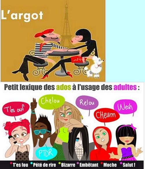 L' ARGOT
