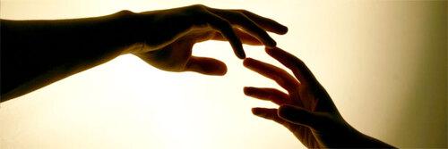 Si tu prends ma main