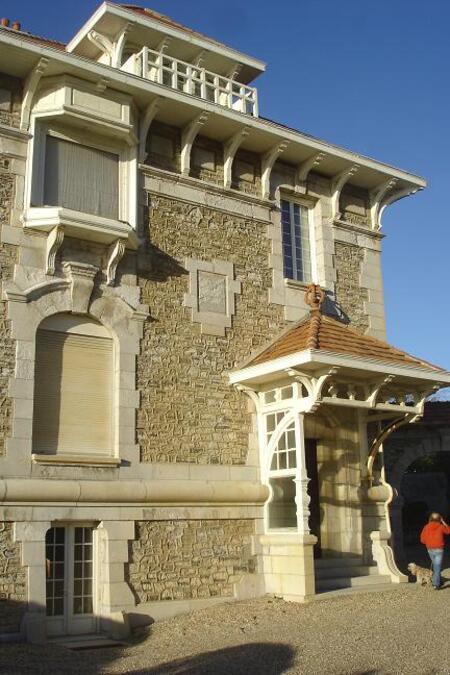 Belles demeures à Biarritz