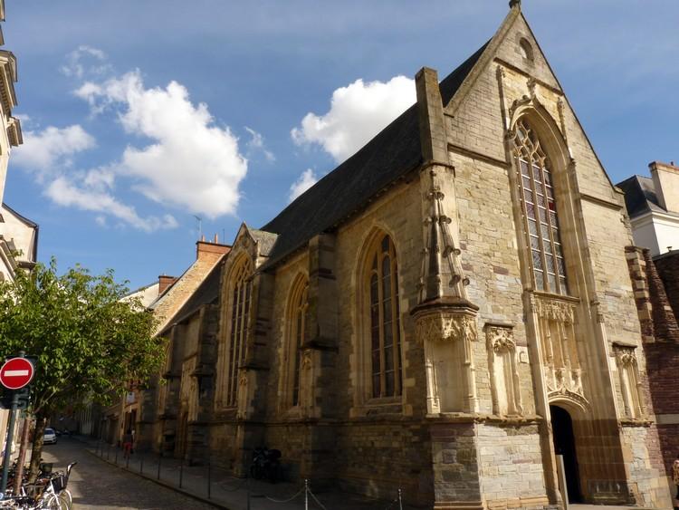 ancienne église Saint-Yves
