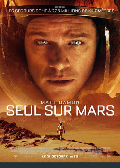 BOX OFFICE FRANCE DU 21 OCTOBRE 2015 AU 27 OCTOBRE 2015