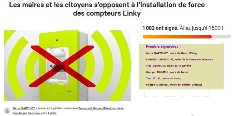 Appel à la mobilisation et questionnement sur le dossier Linky: des maires des Bouches-du-Rhône relancent le débat à travers une pétition nationale