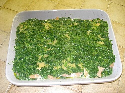 Lasagnes Saumon Epinards 7