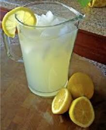 Et un petit jus de citron le matin, à jeun !!!