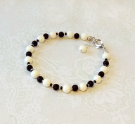 Bracelets Pierre : Corail blanc, Grenat, Pierre de lune...