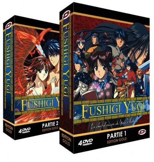 Fushigi Yugi intégrale 1 et 2