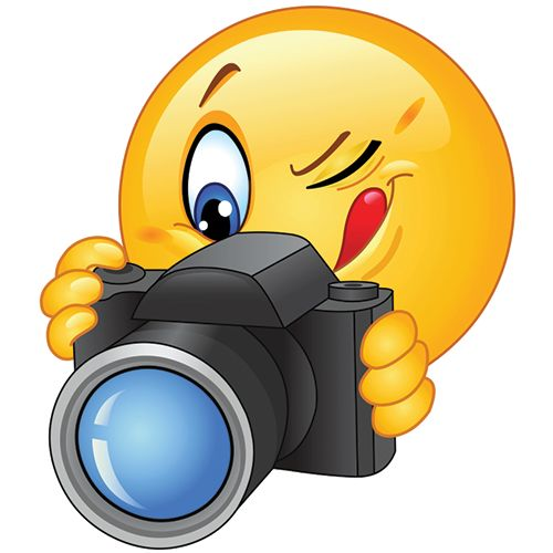 """Résultat de recherche d'images pour """"emoticone photographe"""""""