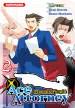 Ace attorney 2