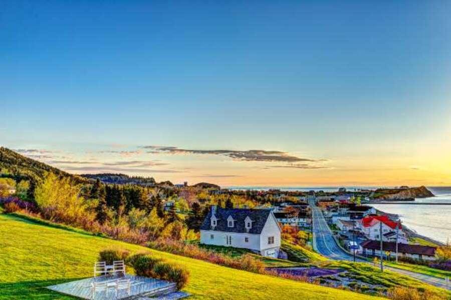les plus beaux paysages d'automne du Québec - 2ème partie