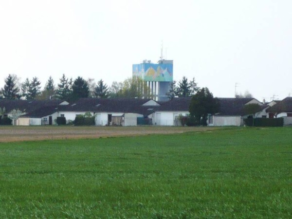Issoudun-château d eau