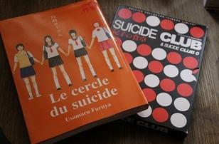Le Cercle du suicide - Review Mangas