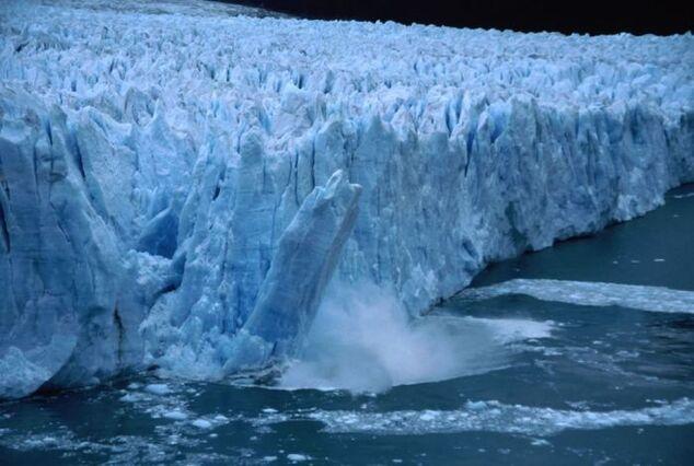 Effondrement d'iceberg