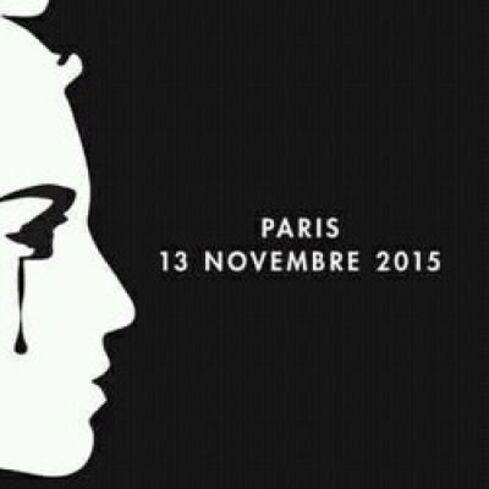 HOMMAGE A TOUTES CES VICTIMES ... JE SUIS PARIS ...