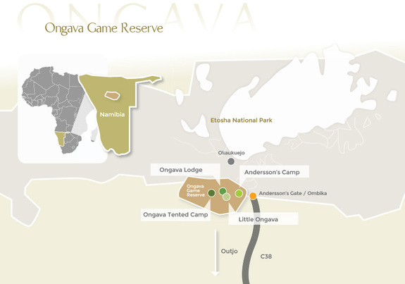 Ongava Research Centre & Ongava Game Reserve