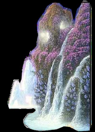 tubes cascades / chutes