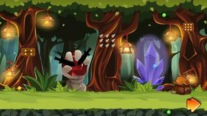Jouer à ZooZoo Hidden treasure forest escape