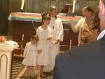 Communions et profession de Foi à La Roche des Arnauds