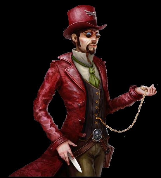 Steampunk hommes 2