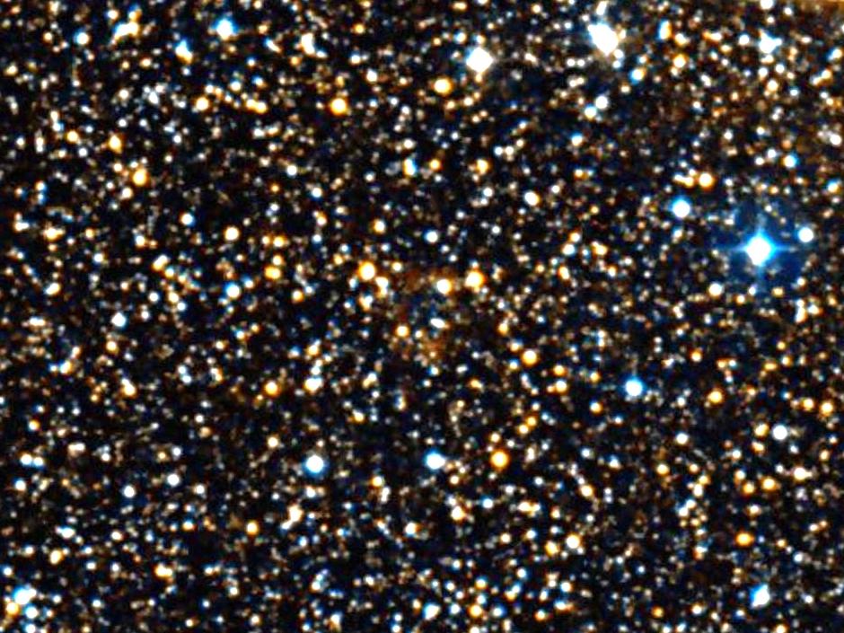 Fe1 planetary nebula DSS
