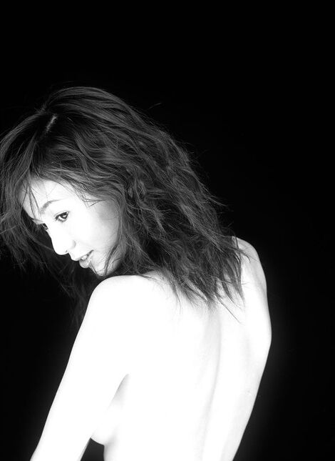 Models Collection : ( [N/S Eyes - Seiichi Nomura PHOTO STUDIO] - |2000.02.15/SF-046| Rie Komiya )