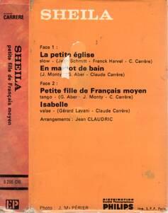 PETITE FILLE DE FRANCAIS MOYEN