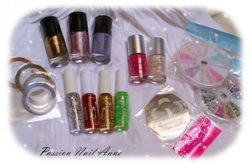 Giveaway chez Passion-nail_anne