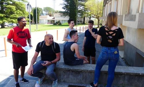 ASFI : Stage Sainte Tulle 1er jour!