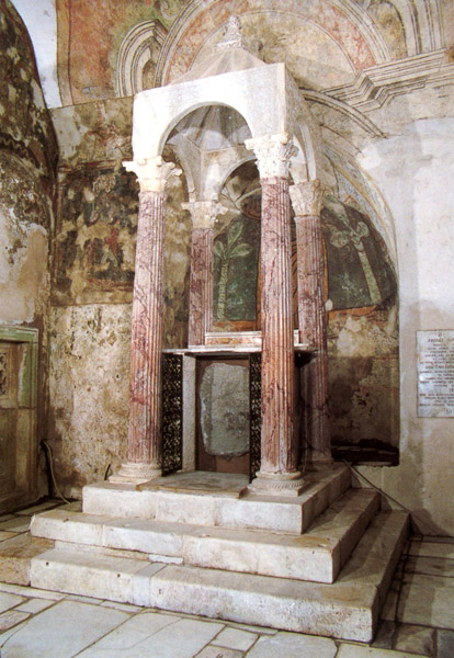Miracle Eucharistique Italie Bolsena 1264