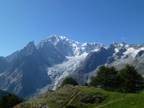 Les Alpes : Le Tour du Mont Blanc
