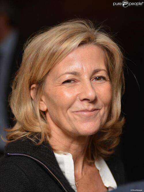 CLAIRE CHAZAL - TF1