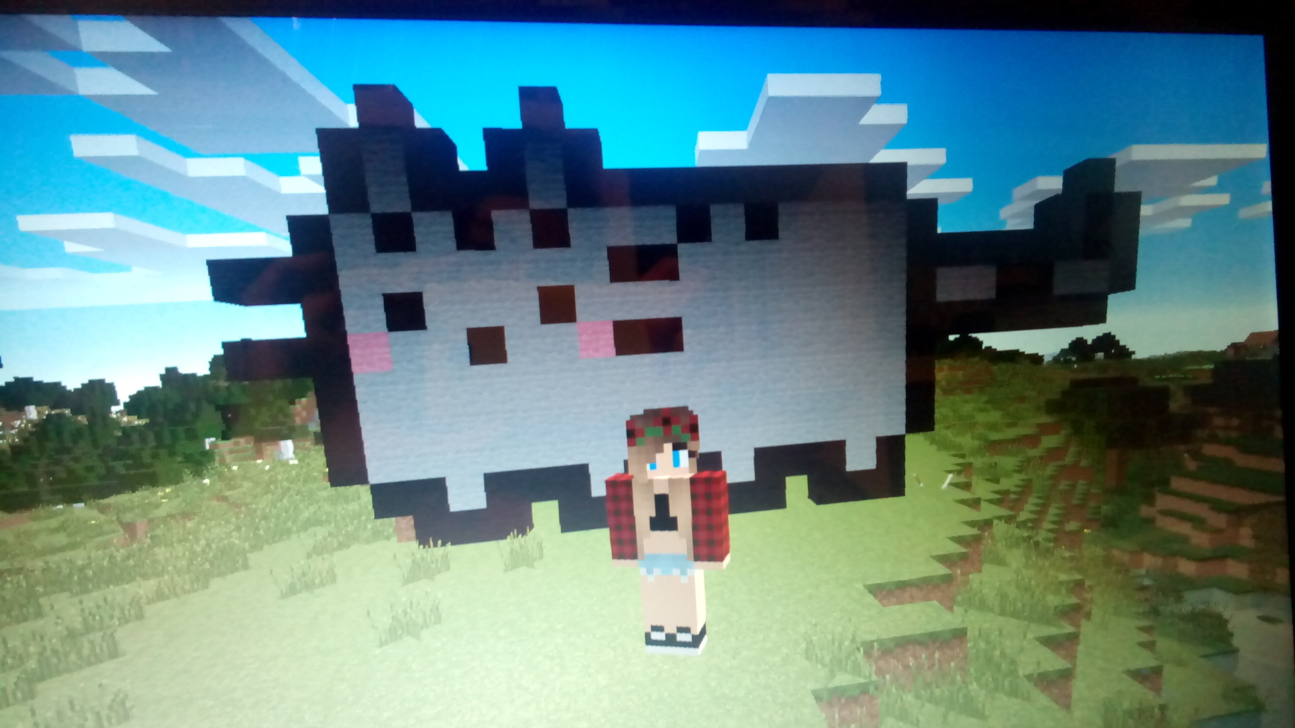 Dessin Pixel Art Facile Minecraft