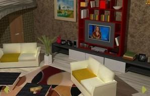 Books lounge escape