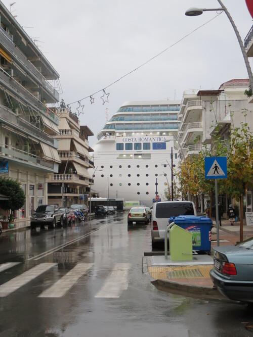 Notre croisière d'hiver en Grèce