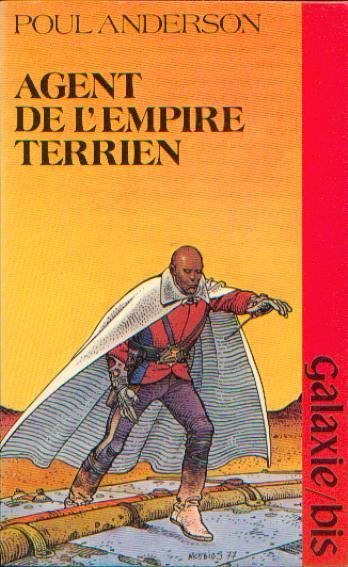 Agent de l'Epire terrien, de Poul Anderson