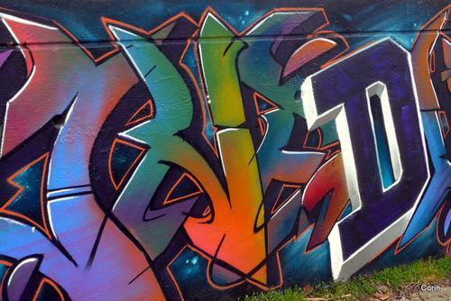 La peinture sur les murs