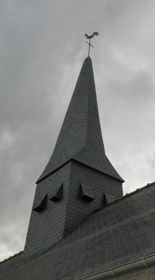 La chapelle Saint Martin des Champs