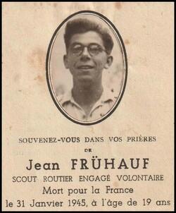 * Trésors d'archives... le journal de Jean Fruhauf ancien du B.M 21 de la 1 ere DFL