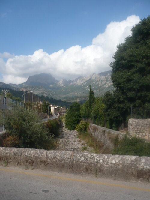 Majorque - ponts majorquin - défi
